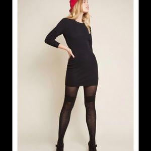 Black Long-Sleeve Dress NWT